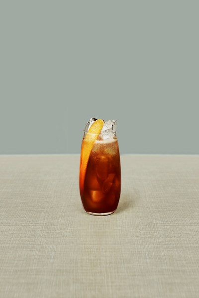 Cold Brew Highball