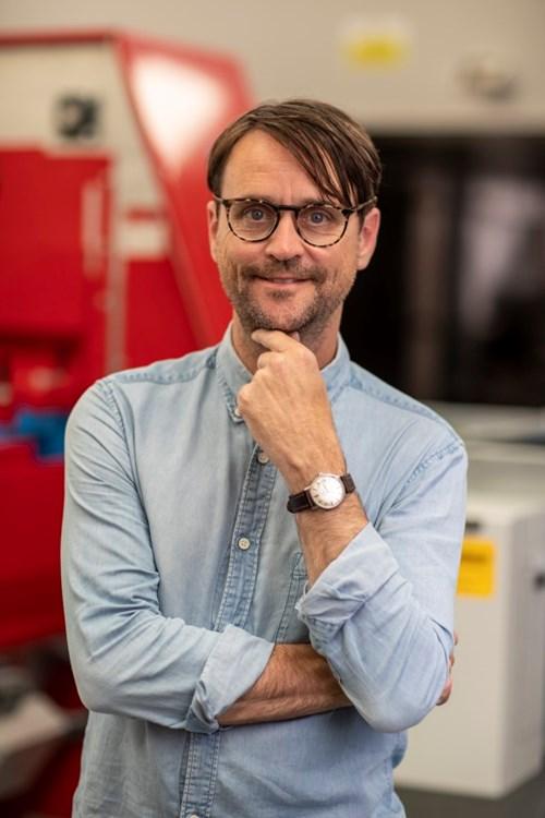 Paul Gilligan, co-founder of Magical Mushroom Company