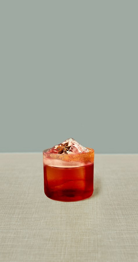 Hibiscusspicemargarita Drink Master