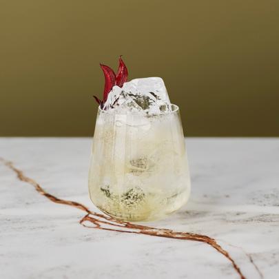 Cottonworks Seedlip Cocktail